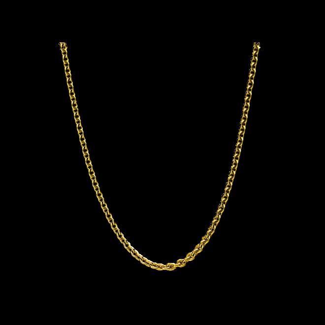 Halskette Brogle Selection Basic aus 750 Gelbgold bei Brogle