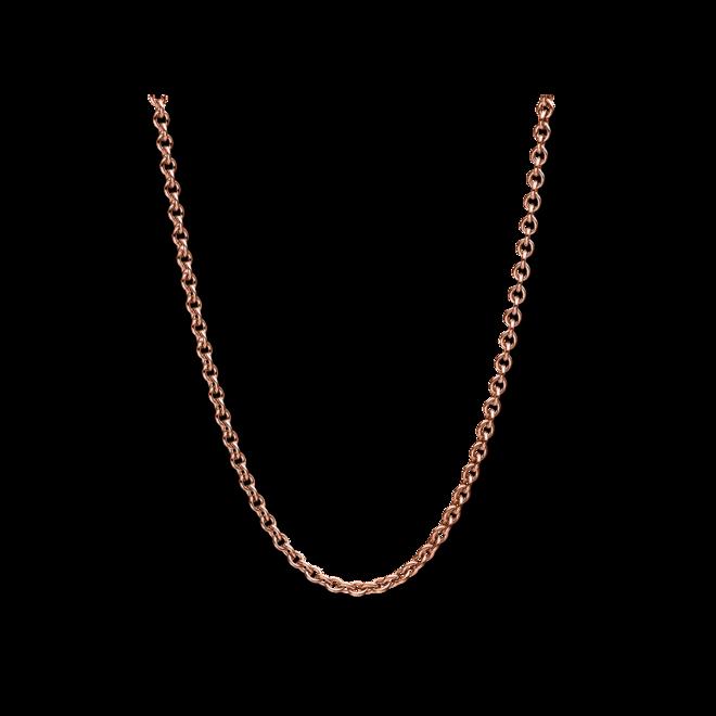 Halskette Brogle Selection Basic aus 585 Roségold