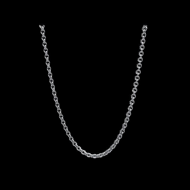 Halskette Brogle Selection Basic aus 585 Weißgold