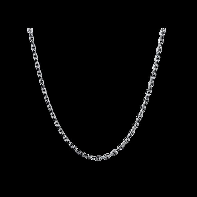 Halskette Brogle Selection Basic aus 750 Weißgold bei Brogle