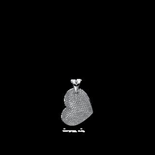 Brogle Selection Anhänger Basic Herz 3D263W8
