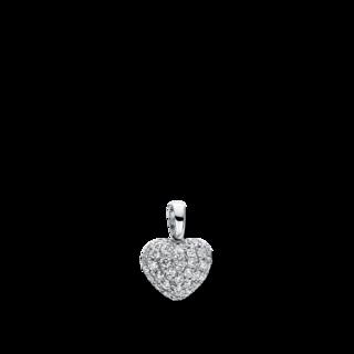 Brogle Selection Anhänger Basic Herz 3D920WR