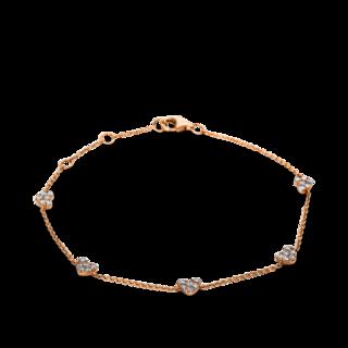 Brogle Selection Armband Basic Herz 5B686R8-1