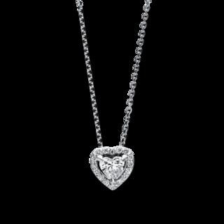 Brogle Selection Halskette Basic Herz 4F084W4-1