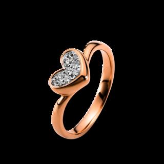Brogle Selection Ring Basic Herz 1A220RW