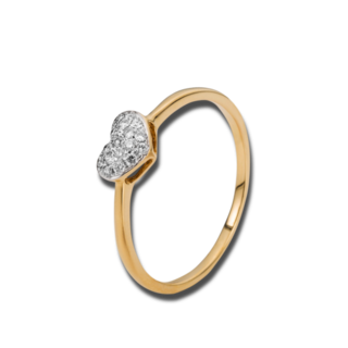 Brogle Selection Ring Basic Herz 1D846G8