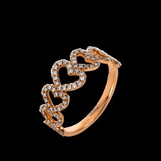 Brogle Selection Ring Basic Herz 1P974R8