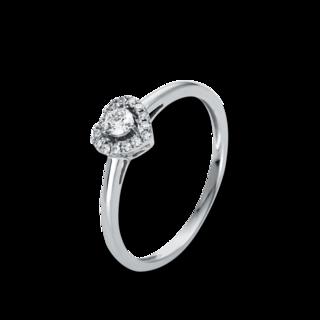 Brogle Selection Ring Basic Herz 1R343W8