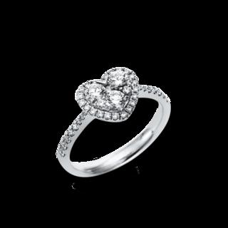 Brogle Selection Ring Basic Herz 1T607W8