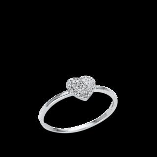Brogle Selection Ring Basic Herz 1V201W4