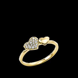 Brogle Selection Ring Basic Herz 1V434G8