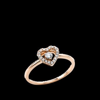 Brogle Selection Ring Basic Herz 1V456R8