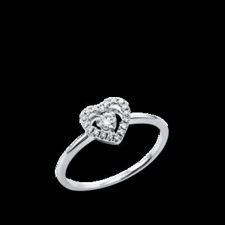 Brogle Selection Ring Basic Herz 1V456W8