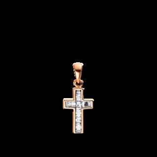 Brogle Selection Anhänger Basic Kreuz 3A581R4-1