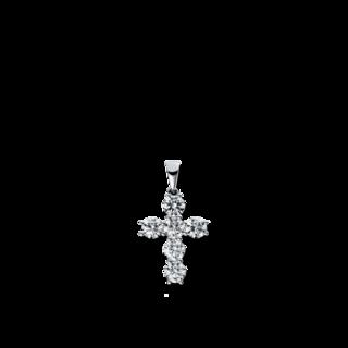 Brogle Selection Anhänger Basic Kreuz 3B110W8