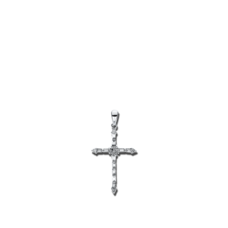 Brogle Selection Anhänger Basic Kreuz 3B576W8
