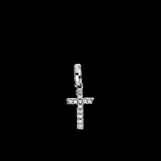 Brogle Selection Anhänger Basic Kreuz 3B941W8-3