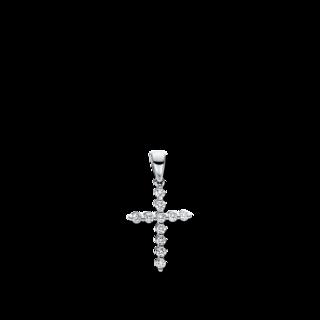 Brogle Selection Anhänger Basic Kreuz 3C176W8
