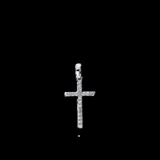 Brogle Selection Anhänger Basic Kreuz 3D105W8