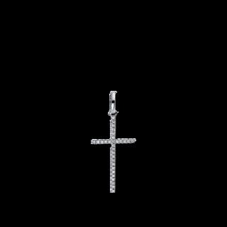 Brogle Selection Anhänger Basic Kreuz 3D149W8