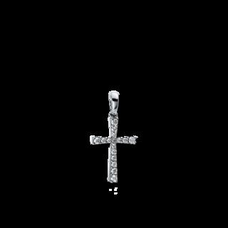Brogle Selection Anhänger Basic Kreuz 3D157W8