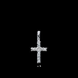 Brogle Selection Anhänger Basic Kreuz 3D477W8