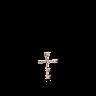 Brogle Selection Anhänger Basic Kreuz 3D479R8-1