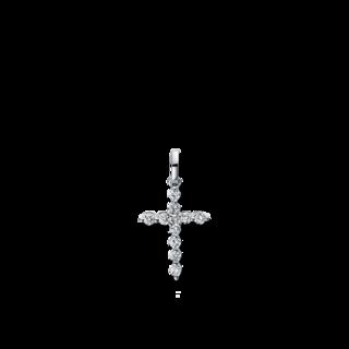 Brogle Selection Anhänger Basic Kreuz 3D485W8
