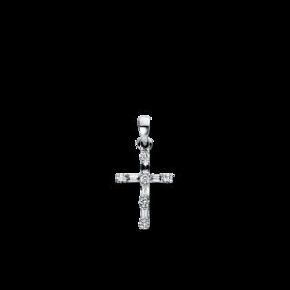 Brogle Selection Anhänger Basic Kreuz 3D489W8
