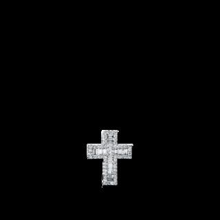 Brogle Selection Anhänger Basic Kreuz 3D490W8