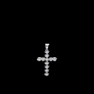Brogle Selection Anhänger Basic Kreuz 3D640W8-1