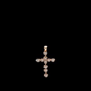 Brogle Selection Anhänger Basic Kreuz 3D654R8