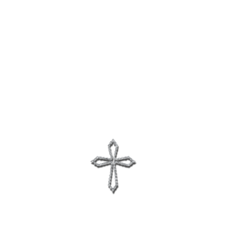 Brogle Selection Anhänger Basic Kreuz 3D655W8