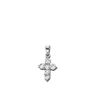 Brogle Selection Anhänger Basic Kreuz 3D861W8
