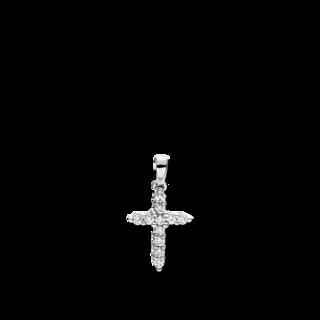 Brogle Selection Anhänger Basic Kreuz 3D862W8