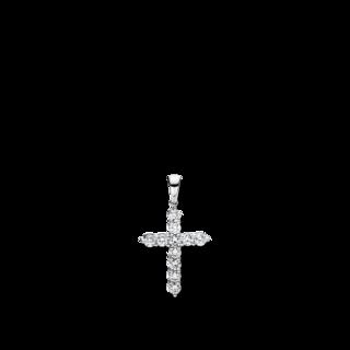 Brogle Selection Anhänger Basic Kreuz 3D898W8