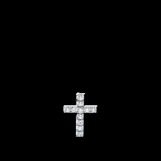 Brogle Selection Anhänger Basic Kreuz 3D922W8