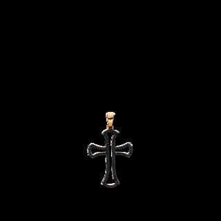 Brogle Selection Anhänger Basic Kreuz 3D956R8