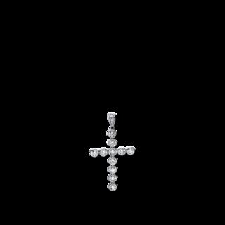 Brogle Selection Anhänger Basic Kreuz 3E003W8-1