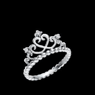 Brogle Selection Ring Basic Krone 1V025W8