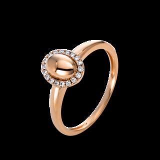 Brogle Selection Ring Basic Oval 1Q812R4