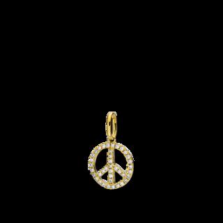 Brogle Selection Anhänger Basic Peace 3D901G8