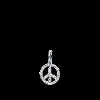 Brogle Selection Anhänger Basic Peace 3D901W8