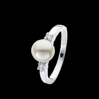 Brogle Selection Ring Basic Perle 1A358W8