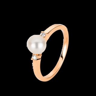 Brogle Selection Ring Basic Perle 1A359R4