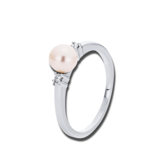 Brogle Selection Ring Basic Perle 1A359W4