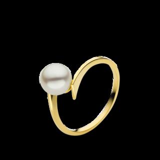 Brogle Selection Ring Basic Perle 1A361G8
