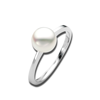 Brogle Selection Ring Basic Perle 1A389W8