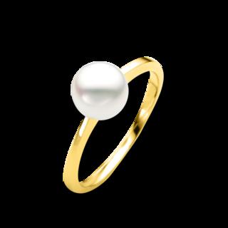 Brogle Selection Ring Basic Perle 1A390G8