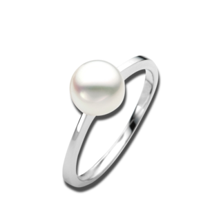 Brogle Selection Ring Basic Perle 1A390W8